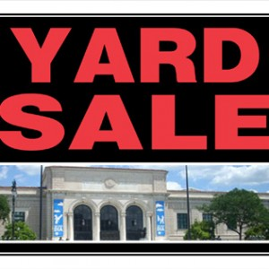 Museum Yard Sale?  Detroit's Deficit & Denial