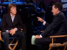 mcCartney and colbert