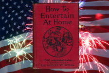 How to Entertain at Home, 1928