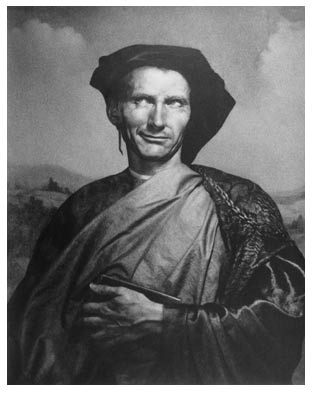 Niccolo Machiavelli, Italy's first superintendent of schools.