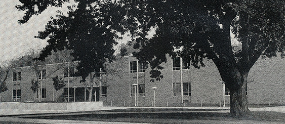 Clawson Junior High, 1977