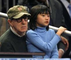 Woody and Soon Yi