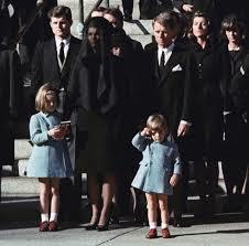 Kennedy children