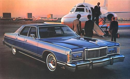 mercury_grand_marquis_blue_4door_1978