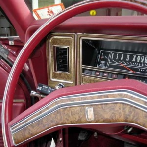 Corinthian Leather:  A Fond, Gas-Guzzling Reminiscence of Shag-Luxury