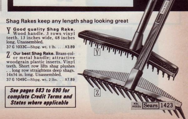 A Sears Catalog necessity