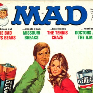 Mad Magazine's 1976 Christmas Issue:  Still Relevant, Still Memorized–Years Later
