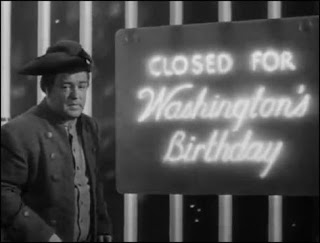 Lou Costello at the Pearly Gates