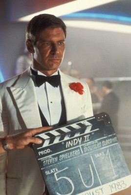 And you thought James Bond looked good in a tuxedo