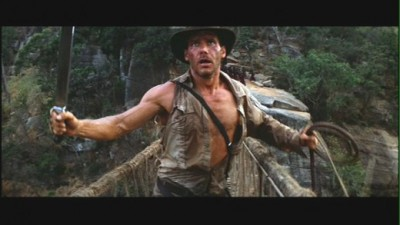 And it gave us the most Indiana Jones shot of all time