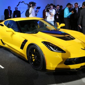Industry Night at the Auto Show: The Top 5 Displays