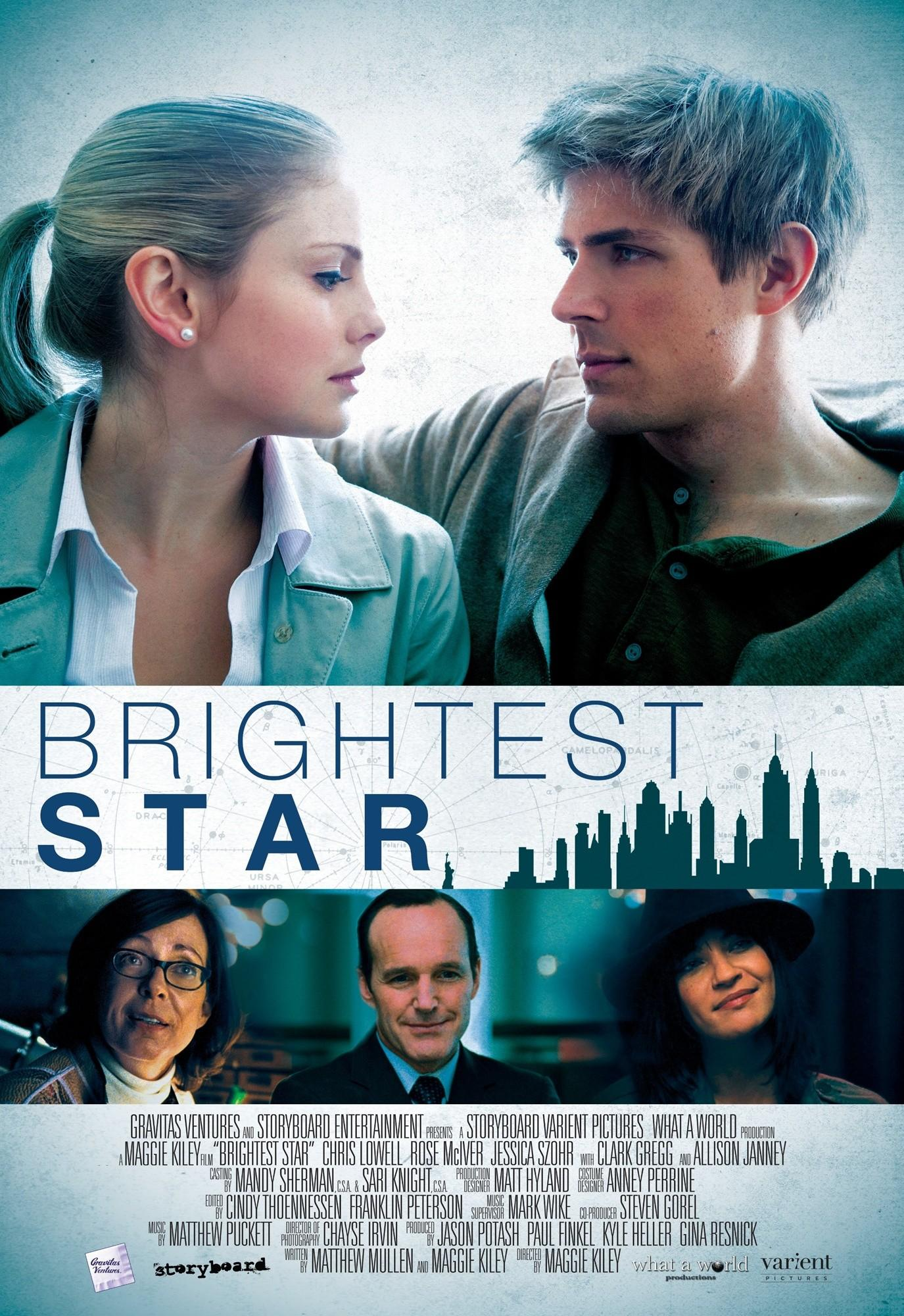 """Brightest Star"" opens January 31, 2014 in select theaters and iTunes"