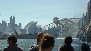 Sydney vs. Godzilla