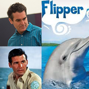 In Flipper's Footsteps by Brian d'Arcy James