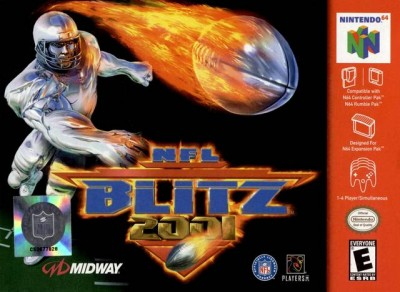 """Blitz 2001"" aka Ruiner of Friendships. Remember, if you're not holding Z, you're not trying"