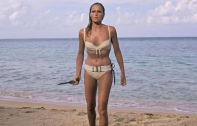 The relationship and importance of women in the James Bond universe and psyche have played a huge part ever since Urusla Andrews stepped out of the water.