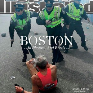 I Knew It Was a Bomb:  The Boston Marathon a Year Later