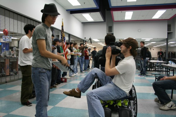 "Shooting ""Staff Infection"" at West Bloomfield High School in 2008."