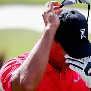 Where's the Roar?  Golf without Tiger