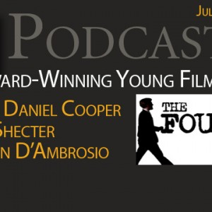 "New Podcast:  ""The Fourth Wall"" Award-Winning Young Filmmakers"