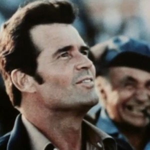 """Who is the Tall Dark Stranger There?"" James Garner, My First Man-Crush"