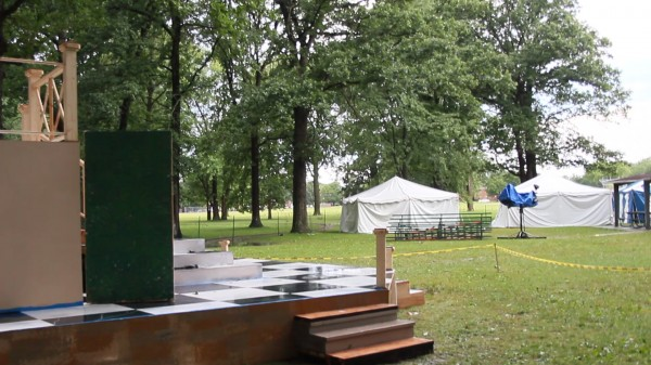 The transformed park awaits its audience beginning July 31st.