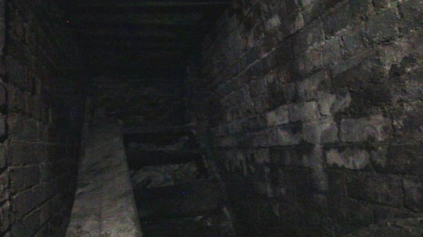 Forgotten speakeasy staircase...