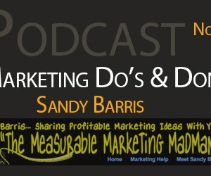 New Podcast:  Marketing Guru Discusses Google-Ads, App-Creation & Common Mistakes