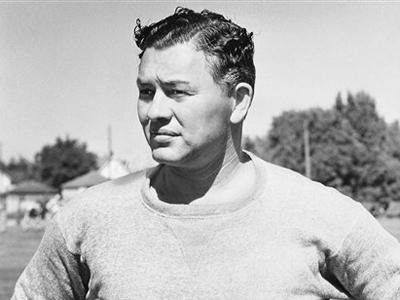 Curly Lambeau. Football.