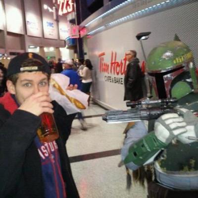 "Even when the Pistons sucked, ""Star Wars"" night was always fun."