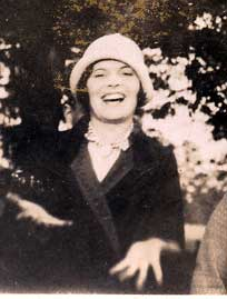 Laura Kelly, circa 1926
