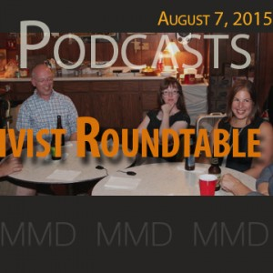 New Podcast:  Archivists Roundtable at Historic Abick's Bar in Detroit