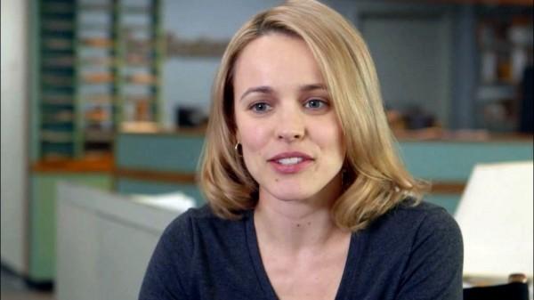 Reporter Sacha Pfeiffer (Rachel McAdams)