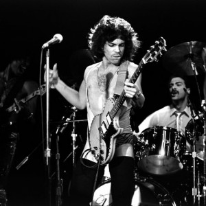 Prince – December 10th, 1981 Cobo Arena Detroit. The first time I heard music.