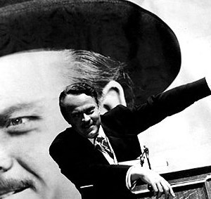 "Millionaire Charles Foster Kane and his ""Precious Underpriviliged"""