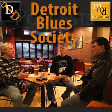 Podcast:  Inside the Detroit Blues Society