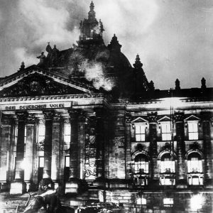 "Day 28 – The Reichstag Fire, ""Dangerous"" Immigrants & Emergency Decrees"